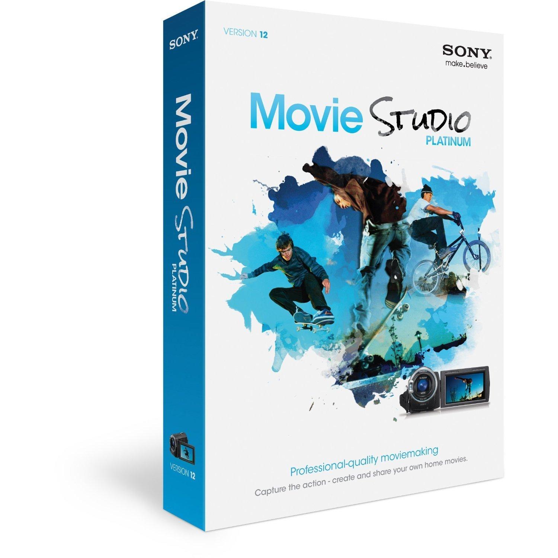 Sony vegas movie studio platinum suite 12.0 build 895 repack by dakov