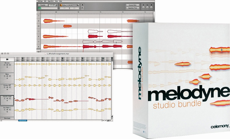 celemony melodyne editor 2 cracked
