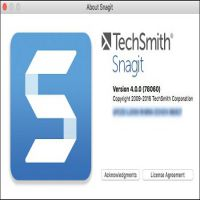 TechSmith Snagit v4.0.0