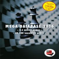 Chessbase Mega Database 2016