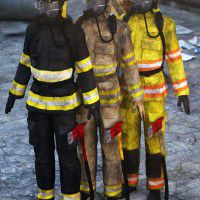 DAZ3D - Firefighter Uniform for Genesis 3