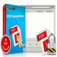 VeryPDF PDF Password Remover 5.0