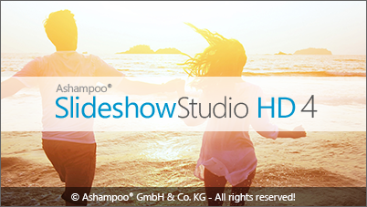 Ashampoo Slideshow Studio 2017