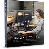 Blackmagic Design Fusion Studio 8.2 Build 2