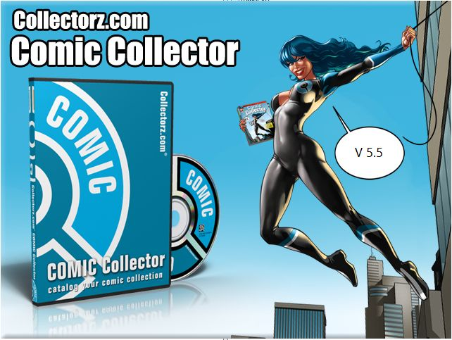 Comic Collector Pro 16.3.8