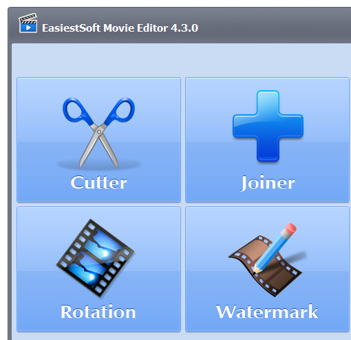 EasiestSoft Movie Editor 4.9.0