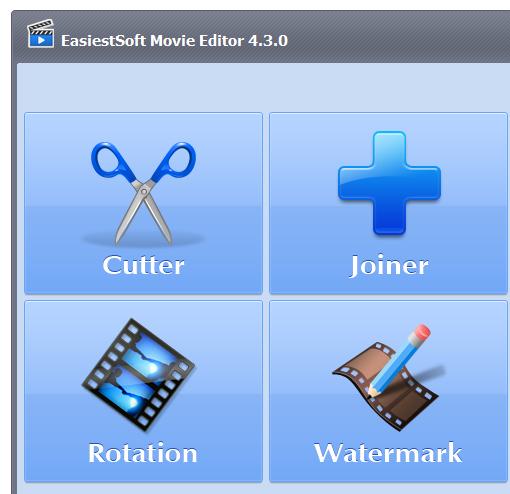 EasiestSoft Movie Editor 4.9.0