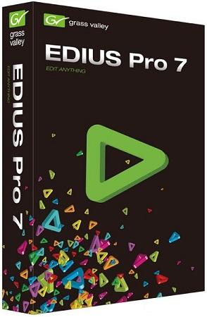 Grass Valley Edius Pro 7.53 Build 010