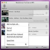 MediaHuman YouTube to MP3 Converter for Mac