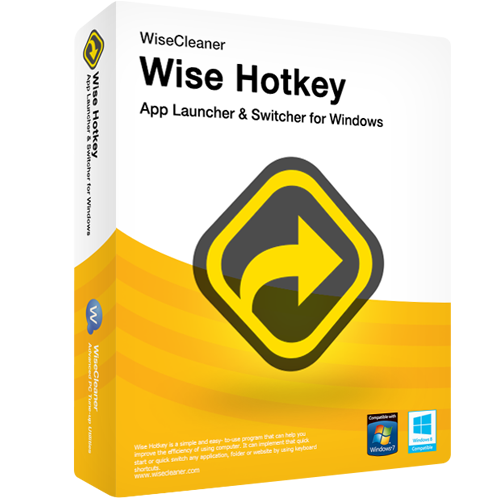 WiseCleaner Wise Hotkey 1.14