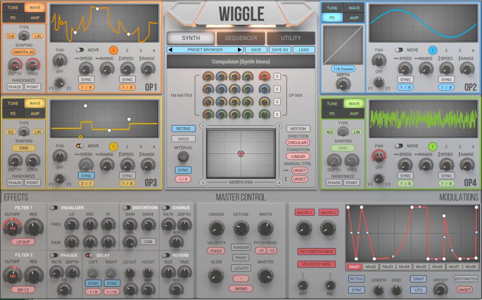 2nd Sense Audio - Wiggle v 1.1.6
