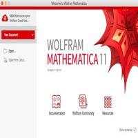 Wolfram Mathematica 11.0.1