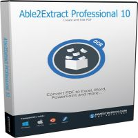 Able2Extract Professional 10