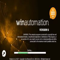 Softomotive WinAutomation 6.0.2.4227