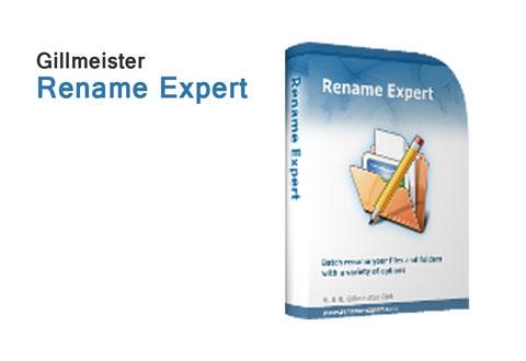 Gillmeister Rename Expert 5.12.2