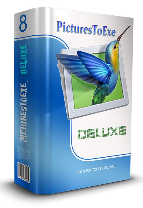 PicturesToExe Deluxe 8.0.22