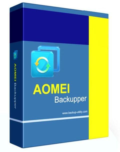 AOMEI Backupper Professional 4.0.2