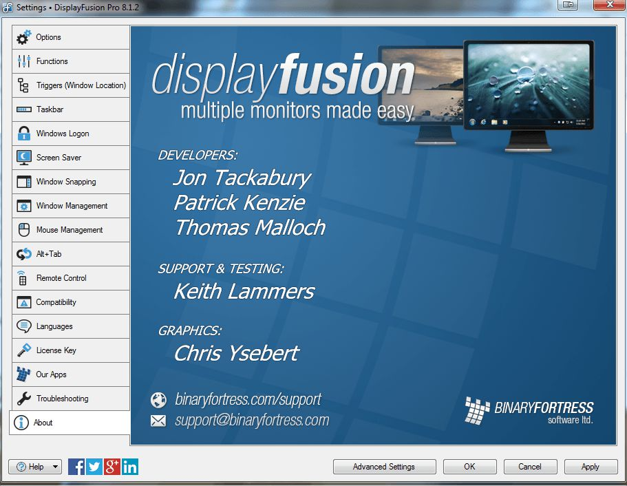 DisplayFusion 8.1.2 Final