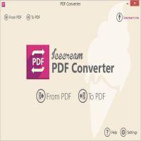 Icecream PDF Converter Pro v2.67