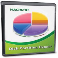 Macrorit Disk Partition Expert 4.1.0