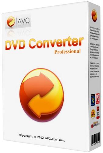 Any DVD Converter Professional v6.0.9