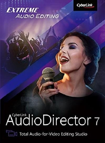CyberLink AudioDirector Ultra 7.0.7320.0