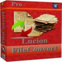 Lucion FileConvert Professional Plus v9.5.0.45