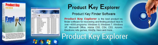 Product Key Explorer v3.9.5.0