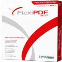 SoftMaker FlexiPDF 2017 Professional 1.04
