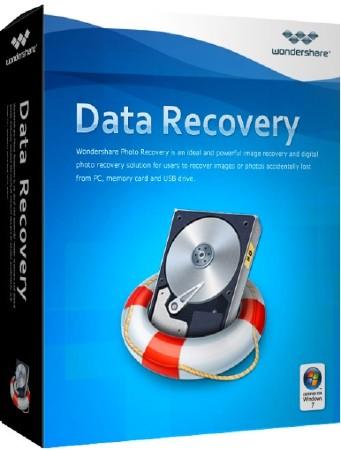 Wondershare Data Recovery 5.0.8.5