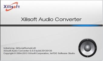 Xilisoft Audio Converter v6.5.0