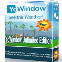 YoWindow 4 Build 102 RC Unlimited Edition Final