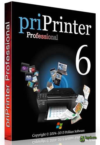 priPrinter 6.4.0 Build 2430 Professional