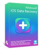 4Videosoft iOS Data Recovery 8.3.6