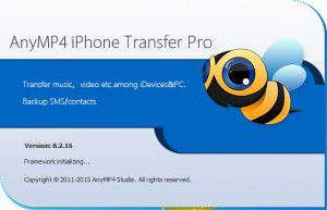 AnyMP4 iPhone Transfer Pro 8.2.66