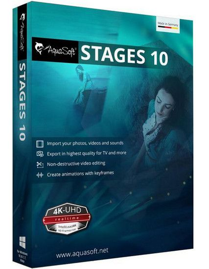 AquaSoft Stages 10.4.09