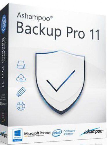 Ashampoo Backup Pro 11.04