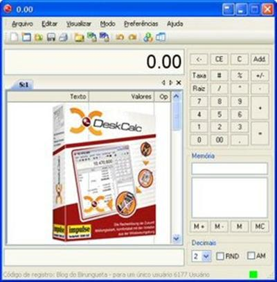 DeskCalc Pro 8.2.3