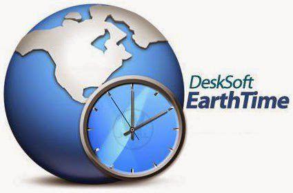 DeskSoft EarthTime 5.5.38