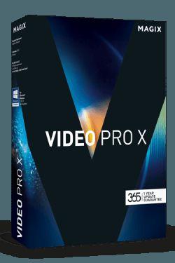 MAGIX Video Pro X8 15.0.3.144