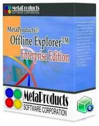 MetaProducts Offline Explorer 7.4.0.4572