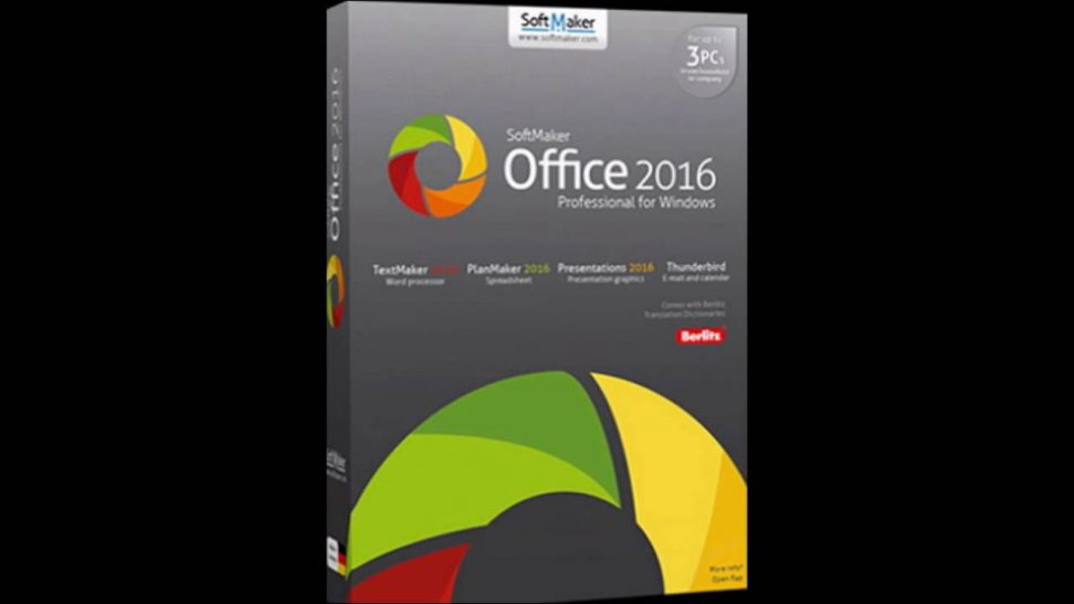 SoftMaker Office Professional 2016 rev 765.0306