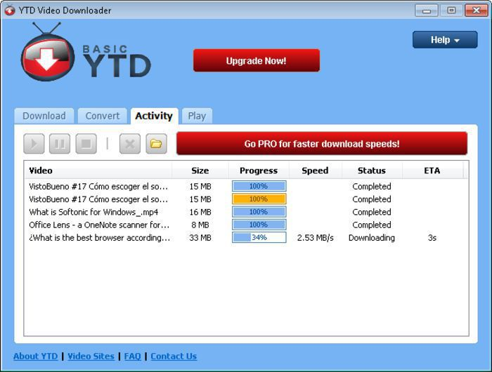 YouTube Downloader 3.9.8.10 (0903)