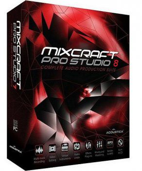 Acoustica Mixcraft Pro Studio 8.1 Build 390