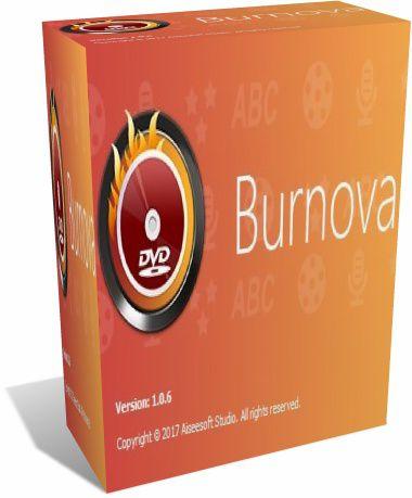 Aiseesoft Burnova 1.0.10