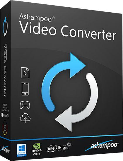 Ashampoo Video Converter 1.0.0.44