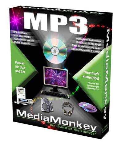 MediaMonkey Gold v4.1.16.1832 Beta