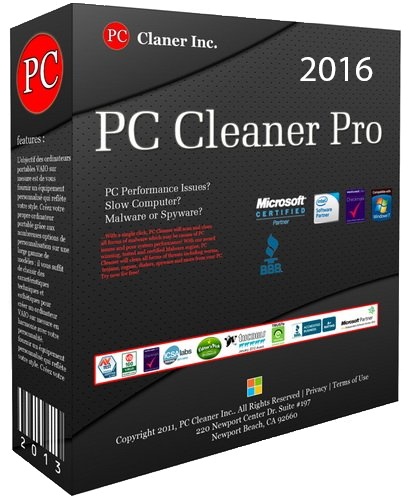 PC Cleaner Pro 2017 14.0.17.4.24