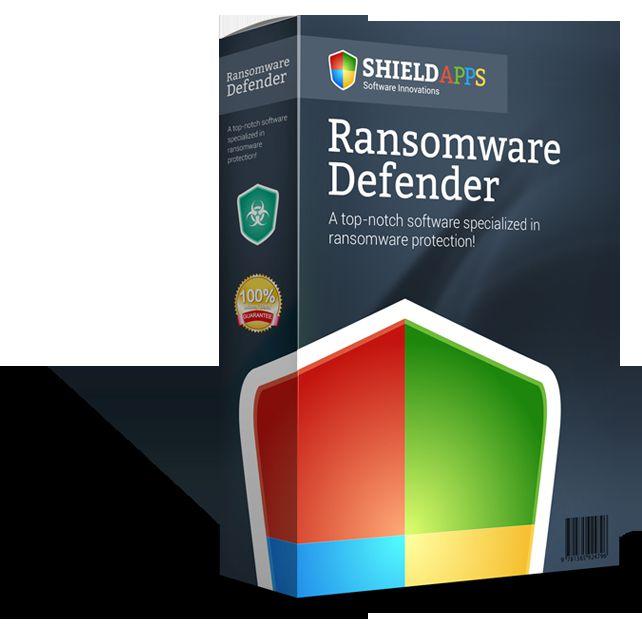 ShieldApps Ransomware Defender 3.5.8