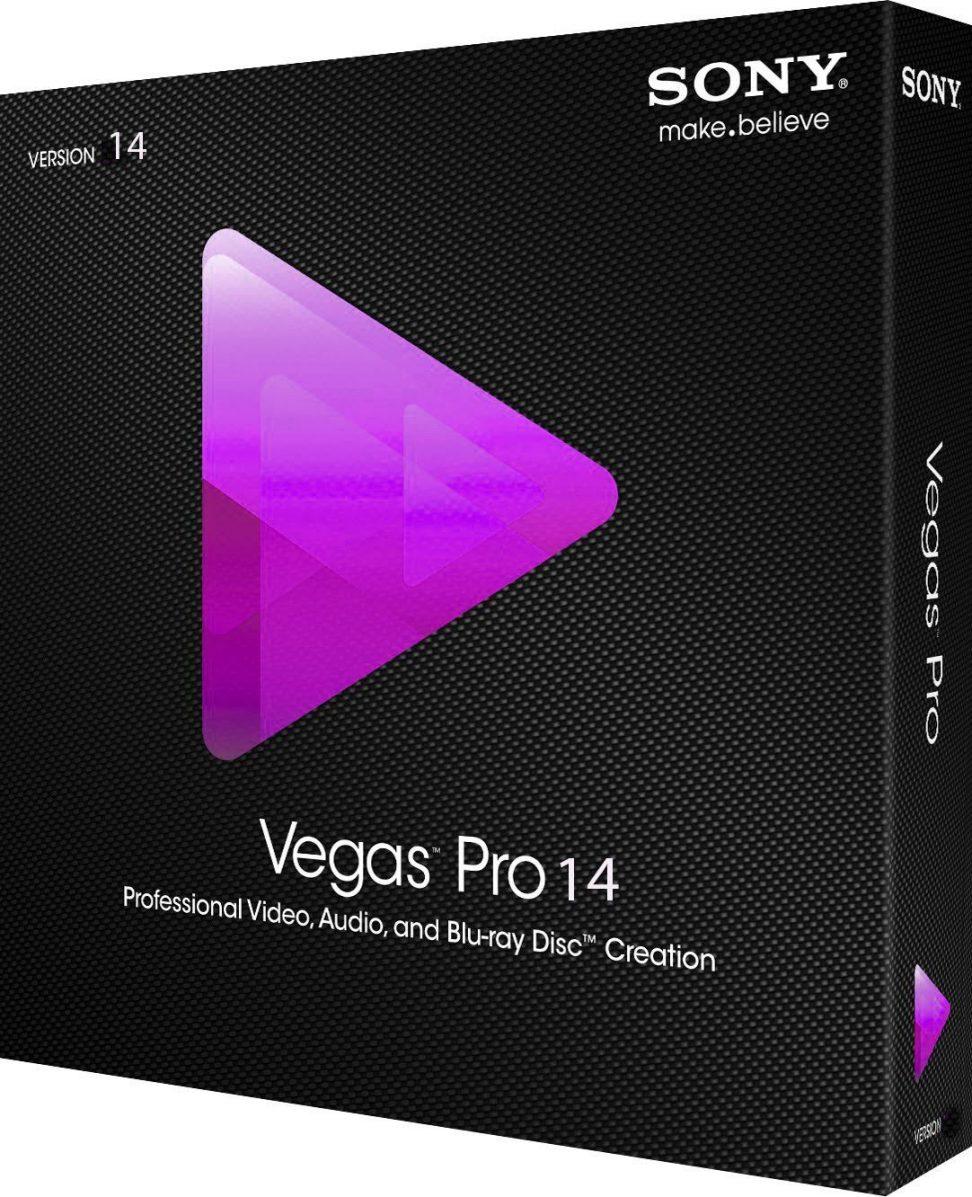 Sony Vegas Pro 14.0 Build 252
